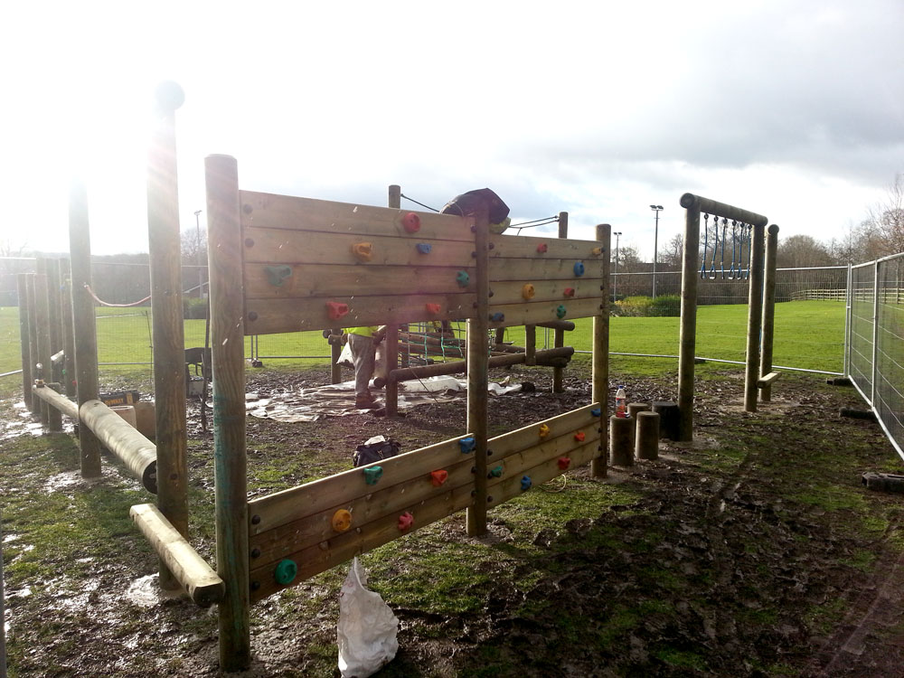 Cranage Play area