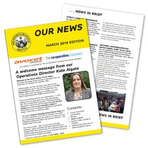 cranage newsletter