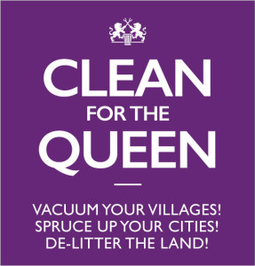 clean_for_the_queen_poster
