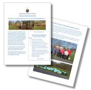 Cranage Parish Council Newsletter