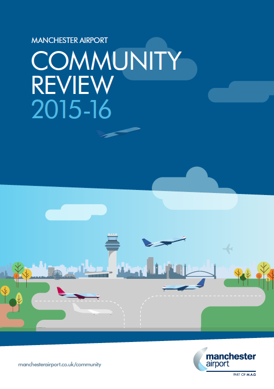 Manchester Airport Community News