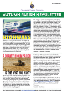 Read November 2018 Newsletter