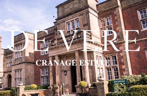De Vere Cranage Hall Estate, Cranage Hall Cheshire